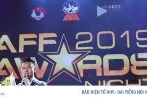 AFF Awards 2019: ĐT Việt Nam, Thầy Park và Quang Hải được vinh danh