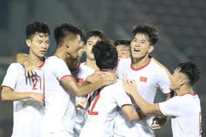 U19 Việt Nam vs U19 Guam: Thắng đậm chờ đối đầu U19 Nhật Bản