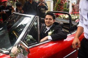 Ngắm dàn xế 'khủng' trong đám cưới Đông Nhi - Ông Cao Thắng