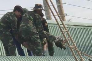 Thiếu tá quân đội bị điện giật chết ở đảo Phú Quốc