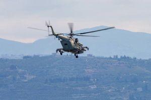 Không quân Nga tuần tra hàng ngày trên không phận Syria