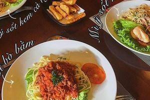 'Học lỏm' công thức làm spaghetti – món ngon ưa thích của giới trẻ Việt Nam