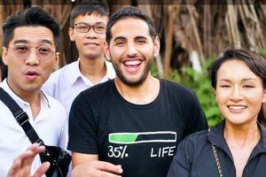 Ơn giời, cuối cùng Nas Daily cũng ra video đầu tiên tại Việt Nam, PewPew và Giang Ơi là khách mời đặc biệt