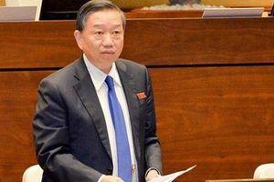 Bộ trưởng Tô Lâm: Việt Nam đang đứng trước rất nhiều thách thức về an ninh mạng