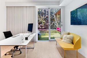 Các thiết kế phòng làm việc tại nhà dành riêng cho những ai yêu thích lối sống tối giản