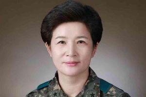 Hàn Quốc lần đầu tiên có nữ tướng 'hai sao'