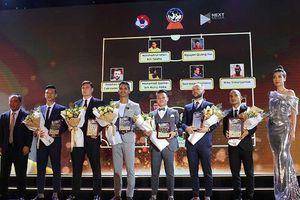 Ông Park và Quang Hải nhận giải AFF Awards