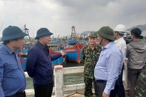Bộ trưởng Nguyễn Xuân Cường: Không được chủ quan với bão số 6