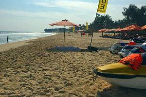 Sóng lớn, 3 du khách tắm biển bị đuối nước, 1 người tử vong