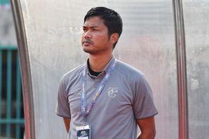 HLV U19 Thái Lan thừa nhận sai lầm sau trận thua Campuchia