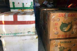Chặn hơn 1 tấn cam, quýt Trung Quốc nhập lậu vào Việt Nam