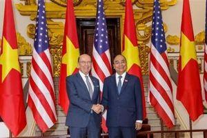 Thủ tướng tiếp Bộ trưởng Thương mại Mỹ: Cơ hội đầu tư