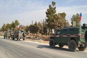 Nga tung cả chiến đấu cơ, UAV tuần tra đông bắc Syria
