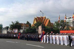 Kỷ niệm 66 năm Quốc khánh Vương quốc Campuchia