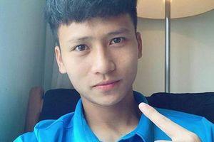 Nhan sắc cực phẩm của thủ môn U21 Việt Nam gây xiêu lòng hội chị em