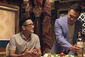 Sinh tử tập 5: Con trai chủ tịch tỉnh vui vẻ nhận 'món quà quê', trấn an Hoàng
