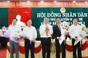 Thủ tướng phê chuẩn Phó Chủ tịch UBND tỉnh Thái Nguyên