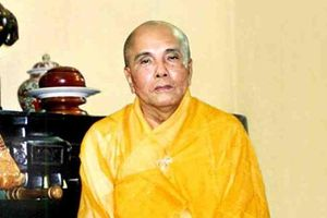 Đại lão hòa thượng Thích Trí Quang viên tịch tại Huế