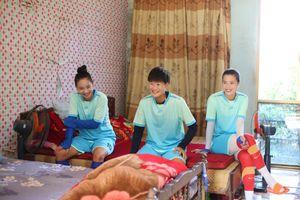 Thu nhập 1,3 triệu/tháng và kiếp sống mòn ở CLB bóng đá nữ Thái Nguyên