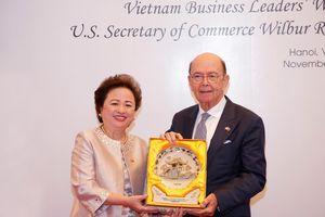 BRG phối hợp kết nối giữa doanh nghiệp Việt Nam và phái đoàn thương mại Hoa Kỳ
