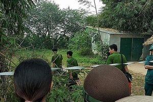 Phú Thọ: Nghi án con trai dùng súng sát hại bố