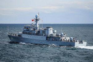 Trung Quốc 'ngả mũ' trước tàu hộ vệ săn ngầm HQ-20 của Việt Nam sau nâng cấp