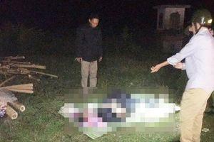 Nghệ An: Ô tô lao xuống đập nước trong đêm, 2 người thương vong
