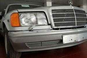 Có gì đặc biệt ở chiếc xe cổ Mercedes 560 SEL đời 1986 được rao bán với giá gần 4 tỷ đồng?