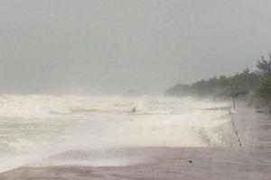 Bão số 6 tiếp tục mạnh thêm dự báo đổ bộ vào đất liền Quảng Ngãi - Khánh Hòa