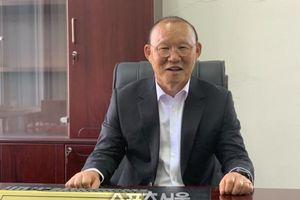 HLV Park Hang-seo trả lời báo Hàn: 'Muốn kết thúc sự nghiệp ở Việt Nam vì tình yêu lớn hơn nỗi sợ hãi'