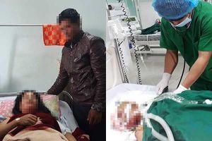 Nổ đầu đạn 9 người bị thương ở Kon Tum: Phút kinh hoàng của người mẹ mò mẫm cứu con trong đống đổ nát