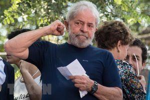 Tòa án Brazil trả tự do cho cựu Tổng thống Lula da Silva