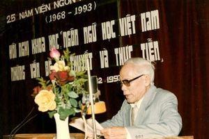 Tiếp nhận hơn 2.000 tài liệu, hiện vật của giáo sư Hoàng Phê