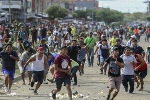 Bộ Ngoại giao Bolivia tố cáo âm mưu đảo chính của phe đối lập
