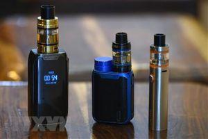 Mỹ xác định 'thủ phạm' gây bệnh phổi ở người hút thuốc lá điện tử