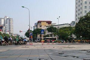 Tình trạng xuống cấp sau khi Hà Nội tốn hàng tỷ đồng lát đá vỉa hè đắt đỏ
