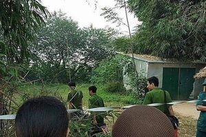Hé lộ nguyên nhân vụ con ruột phục kích nổ súng sát hại bố ở Phú Thọ
