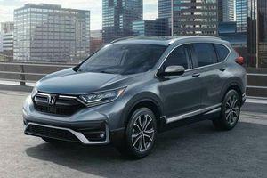 Honda CR-V 2020 chốt giá hơn 600 triệu đồng, 'đe nẹt' Mazda CX-5, Hyundai Tucson
