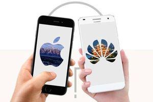 Thị trường smartphone: Apple hụt hơi, Huawei thăng tiến vũ bão