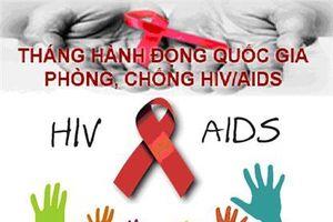 Cùng hành động để kết thúc dịch AIDS