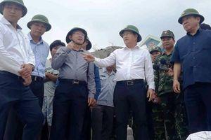 Phó Thủ tướng Trịnh Đình Dũng: 'Tính mạng người dân là ưu tiên số một'