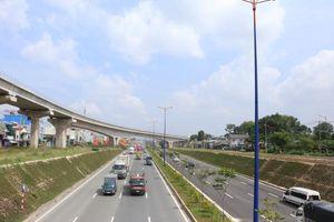 Thông xe nút giao thông Đại học Quốc gia TP.HCM giảm kẹt xe phía Đông