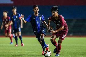 Liên tiếp thua Campuchia, bóng đá Thái Lan khó theo kịp Việt Nam!