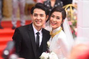 Những sao nam Việt gây sốt khi trở thành chú rể siêu đẹp trai trong ngày cưới