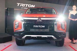 Khám phá Mitsubishi Triton 2020 ra mắt tại Việt Nam, giá từ 600 triệu đồng
