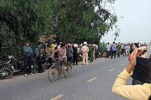 Phú Thọ: Mâu thuẫn gia đình, con trai sát hại bố đẻ dã man
