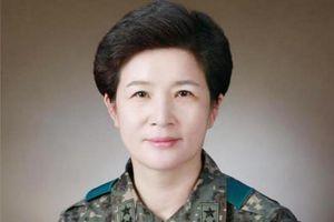 Nữ Thiếu tướng đầu tiên chỉ huy không quân Hàn Quốc