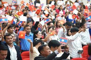 Thái Nguyên: Vun đắp tình hữu nghị Việt - Lào
