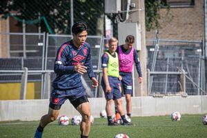 Công Phượng không được STVV đăng ký thi đấu trước ngày về ĐT Việt Nam