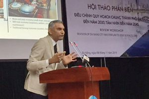Đà Nẵng lấy ý kiến điều chỉnh quy hoạch thành phố